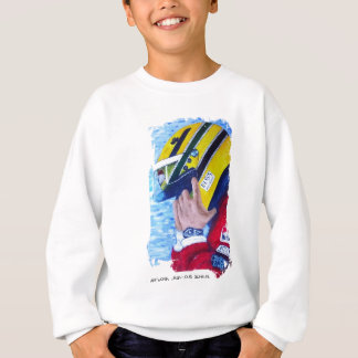 A BRAZILIAN HERO - Artwork Jean Louis Glineur Sweatshirt