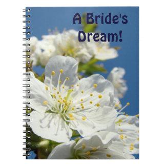 A Bride s Dream notebook Wedding Plan Notebook