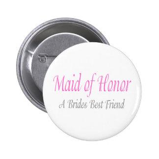 A Bride's Best Friend 6 Cm Round Badge
