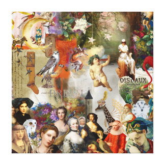 A Brief History of Women and Dreams Canvas Prints