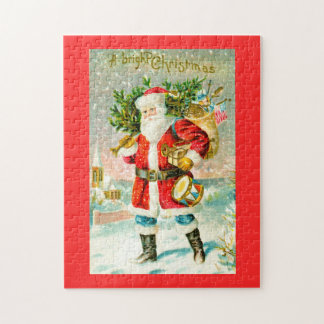 A bright Christmas Jigsaw Puzzle