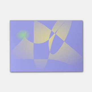 A Bright Star Post-It Note