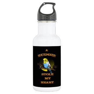 A Budgie Stole My Heart 532 Ml Water Bottle