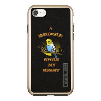A Budgie Stole My Heart Incipio DualPro Shine iPhone 8/7 Case