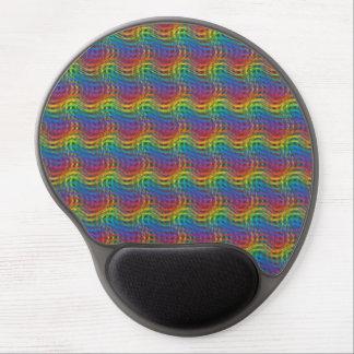 A Bumpy Rainbow Gel Mousepad