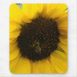A Busy Bee Mouse Pad