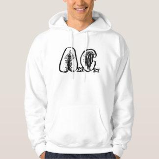 A.C. - logo hoodie