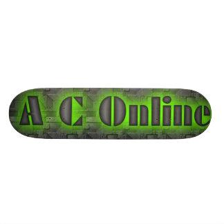 A C Online Skateboard