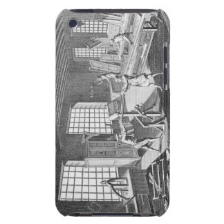A cabinet maker's workshop, from the 'Encyclopedie Barely There iPod Cases