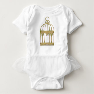 A cage is a cage even if it's beautiful baby bodysuit