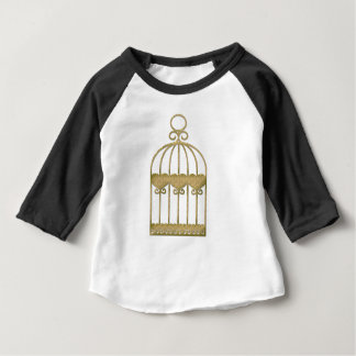 A cage is a cage even if it's beautiful baby T-Shirt