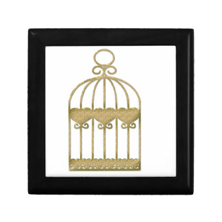 A cage is a cage even if it's beautiful gift box