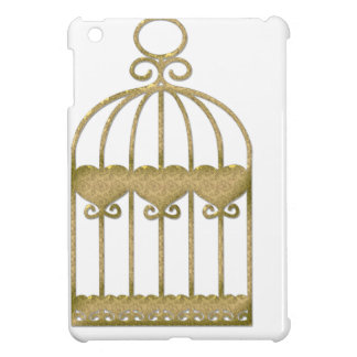 A cage is a cage even if it's beautiful iPad mini cases