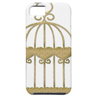 A cage is a cage even if it's beautiful iPhone 5 case