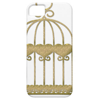A cage is a cage even if it's beautiful iPhone 5 cover