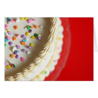 A Cake Just For You Card