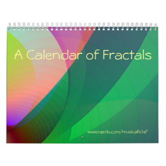 A Calendar of Fractals