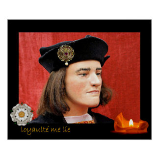 A Candle for Richard III Poster