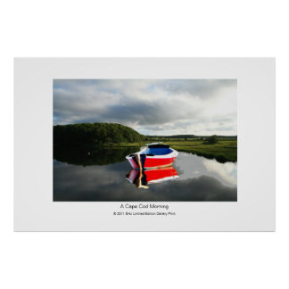 A Cape Cod Morning Limited Edition Gallery Print