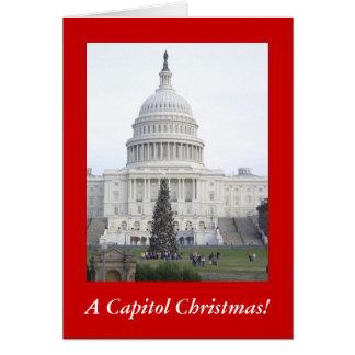 A Capitol Christmas! Card