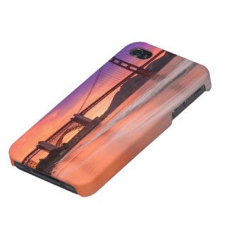 A capture of San Francisco s Golden Gate Bridge iPhone 4/4S Cases