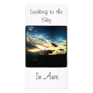 A Card of Hope Customized Photo Card