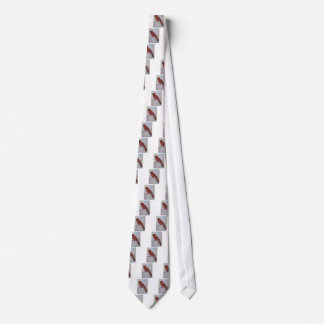 A Cardinal for Christmas Tie