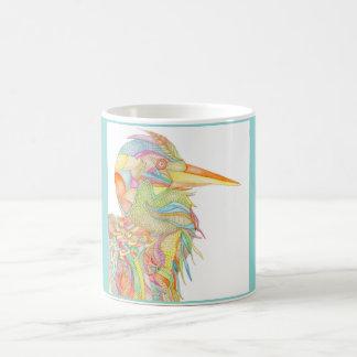 A carnival-style mug