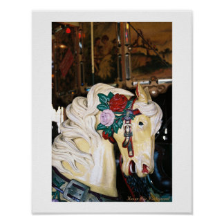 A Carousel Horse Poster
