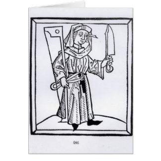 A Carpenter Cards