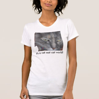 A cat for all occasions, Chloe Cat Tee Shirt