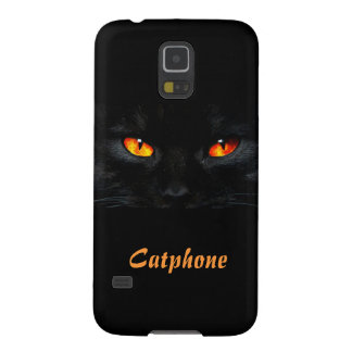 A Cat Without a Grin Samsung Galaxy S5 Case