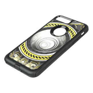 A Cautionary Fractal Cake Baked for GlaDOS Herself OtterBox Commuter iPhone 8 Plus/7 Plus Case