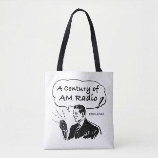 A Century of AM Radio Tote Bag