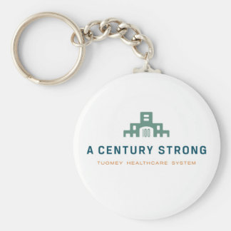 A Century Strong Key Chain