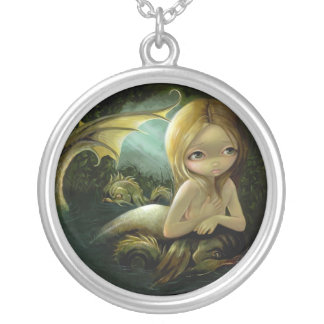 A Certain Slant of Light NECKLACE mermaid fantasy