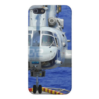 A CH-46E Sea Knight helicopter Cover For iPhone 5