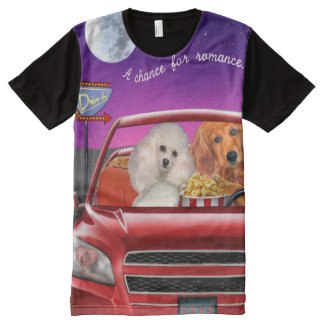 A Chance for Romance All-Over Print T-Shirt