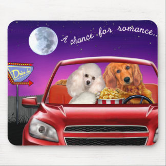 A Chance for Romance Mouse Pad
