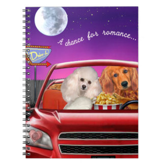 A Chance for Romance Notebook