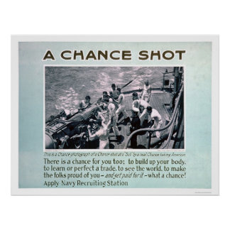 A Chance Shot (US02308) Poster