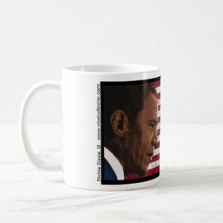A Change Has Come Basic White Mug