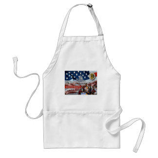 A Change Has Come - The 2009 Obama Inaugural Aprons