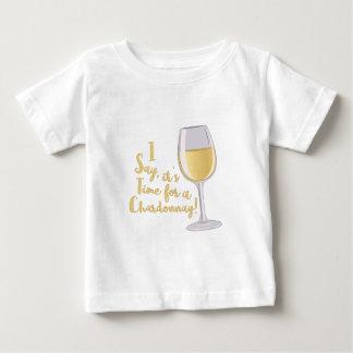 A Chardonnay Baby T-Shirt