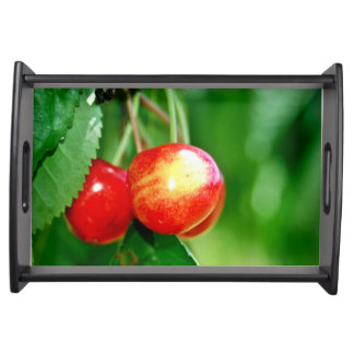 A Cherry On Top Tray Serving Platter