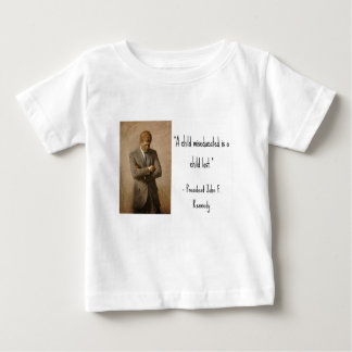 A Child Miseducated... Baby T-Shirt