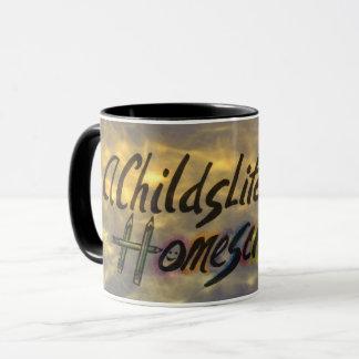 A Childs Life Matters, Homeschool;Coffee Break Mug
