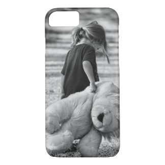 A child's love iPhone 7 case