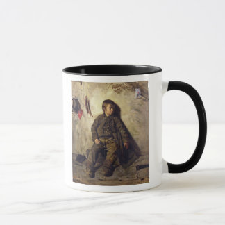 A Chimney Sweep from Savoie, 1832 Mug