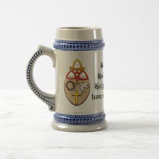 A Christian coat of arms Mugs